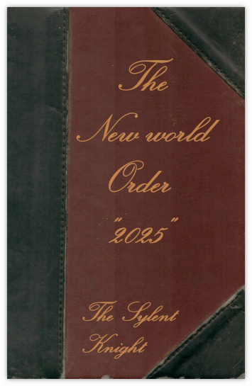The New World Order 2025 by The Sylent Knight